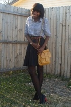 shirt - Forever21 skirt - Forever21 shoes