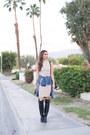 Otk-boots-zara-boots-mock-neck-dress-stunner-boutique-dress