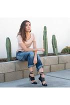 dari socks Wolford socks - boyfriend jeans G Star jeans