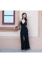 Mignonne Gavigan earrings - Delphine the Label dress