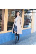 wrap skirt Fifteen Twenty skirt - Marc Jacobs boots