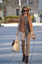 10 crosby derek lam boots - 31 Phillip Lim bag - Prada sunglasses