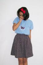 t-shirt - skirt - gulali online shop - accessories