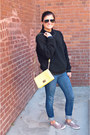 Skinny-jeans-bullhead-black-jeans-pullover-black-urban-outfitters-sweater