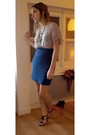 Silver-american-vintage-top-blue-h-m-skirt-black-christian-dior-shoes