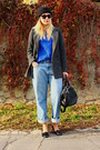 Ebay-shoes-pimkie-coat-boyfriend-vintage-levis-jeans-beanie-h-m-hat