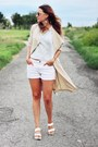 H-m-coat-h-m-bag-f-f-shorts-stradivarius-sandals-h-m-top
