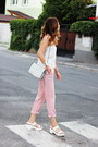 Stradivarius-shoes-zara-pants-pimkie-top