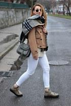 Primark jeans - Zara jacket - GAMISS bag