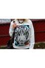 Ebay-necklace-gate-boots-sweatshirt-h-m-sweater-beanie-h-m-accessories