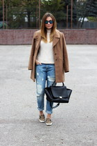 OASAP bag - asos shoes - turtleneck Zara sweater