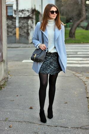 asos shoes - sammydress bag - H&M skirt