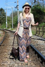 Primark-dress-asos-bag-primark-cardigan-asos-sandals