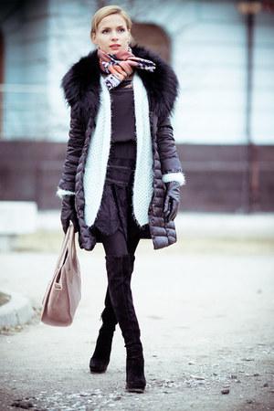 black Love Republic dress - black Love Republic coat