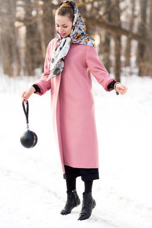 pink My-desing coat