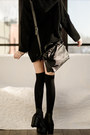 Black-oasap-boots-black-zealotriescom-bag-purple-choiescom-skirt