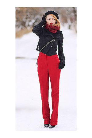 ruby red by tini-tani pants