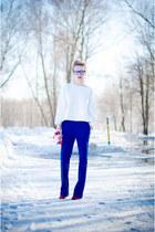 Zara sweater - wwwtailor4lesscom pants