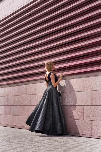 black Isabel Garsiait dress
