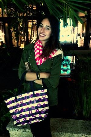 scarf - chic scarf