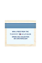 Win a piece from the Tommy Hilfiger runway!