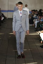 Tommy Hilfiger suit - Tommy Hilfiger shirt - Tommy Hilfiger loafers
