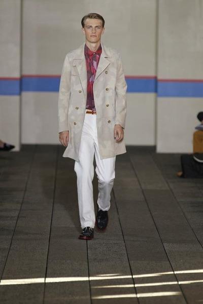 Tommy Hilfiger jacket - Tommy Hilfiger shirt - Tommy Hilfiger pants
