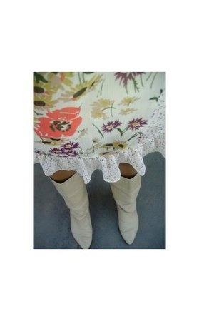 Jovavich Hawk dress - Um shoes