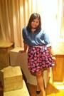Lee-jean-shirt-no-brand-skirt-no-brand-flats