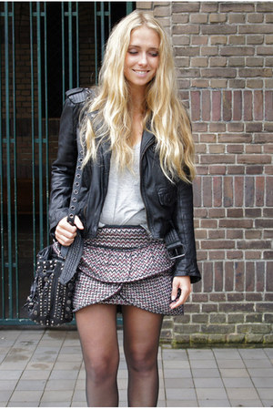 Isabel Marant skirt - Zara jacket