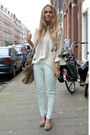 Celine-purse-acne-blouse-zara-pants