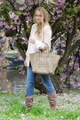 Camel-celine-purse-brown-h-m-boots-navy-h-m-jeans