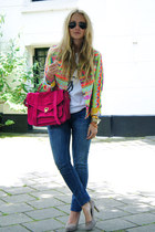 Mucho Gusto jacket - PROENZA SCHOULER bag