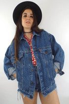 Vintage Medium Wash Levi's Denim Jacket