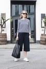 Black-celine-bag-black-ray-ban-sunglasses-navy-31-phillip-lim-pants