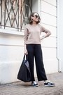 Nude-equipment-sweater-black-celine-bag-black-the-row-sunglasses