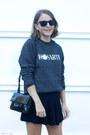 Black-reed-krakoff-bag-black-ray-ban-sunglasses-dark-gray-rodarte-sweatshirt
