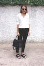 Black-the-kooples-jeans-ivory-the-kooples-shirt-black-prada-bag