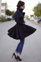 Ebay jacket - Primark heels