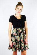 black Trashy Vintage skirt