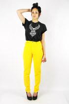 yellow Trashy Vintage jeans