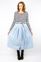 light blue Trashy Vintage skirt