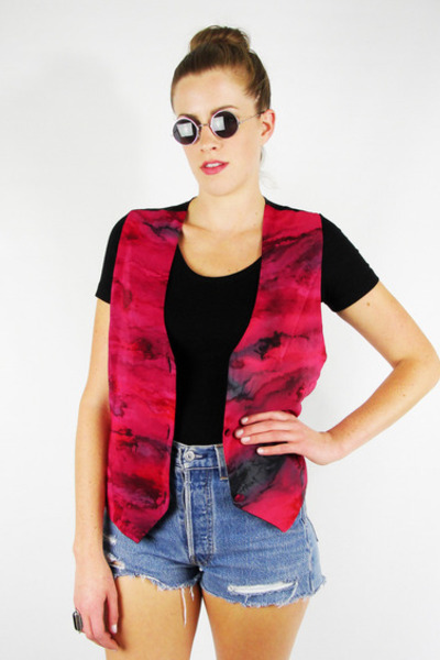 Trashy Vintage vest