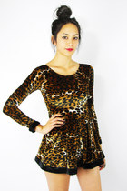 dark brown Trashy Vintage dress