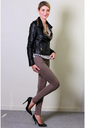 tame me Trendabelle jacket - line up Trendabelle blouse