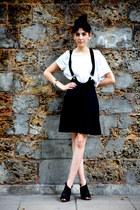 H&M shoes - H&M dress - H&M top - christian dior bracelet