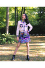 Zara-boots-noracora-skirt-noracora-blouse