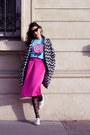 Koton-coat-aquamarine-dresslink-sweater-black-dresslink-tights