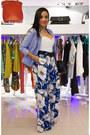 Sky-blue-bershka-blazer-white-handmade-top-blue-palazzos-zara-pants