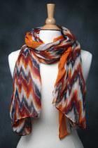 chic scarf tricisny scarf